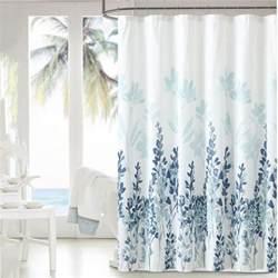 bathroom waterproof fabric shower curtain set