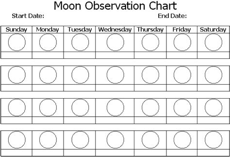 Moon Phase Calendar Template blank moon phases calendar for december calendar