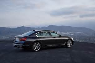 7 Series Bmw 2016 Bmw 7 Series Finally Officially Unveiled The