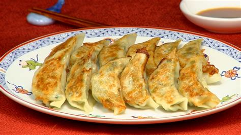 cooking with yaki gyoza recipe fried dumplings cooking with