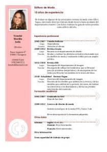 formatos de curriculum vitae 2014 curriculum vitae