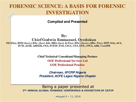 forensic science dissertation forensic science thesis topics for forensic science