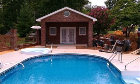 backyard pool cabana pictures swimming pool cabanas backyard oasis pools and construction