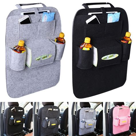 car seat holder tesco favorable universal car seat back storage bag multi pocket