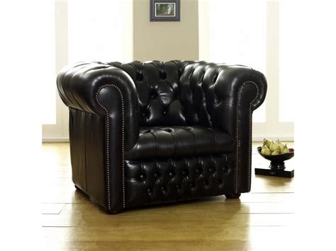 Ludlow Black Leather Chesterfield Sofa The Chesterfield Chesterfield Black Sofa