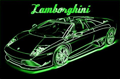 Lamborghini Neon Sign Neon Lamborghini Lamborghini And Pictures On