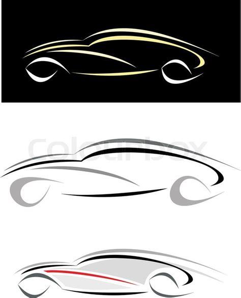 Auto Logo Verwenden by Kann Als Logo Logo Stilisierte Vektor Illustration Auf