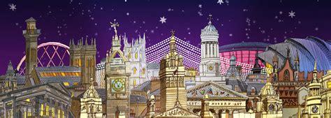 glasgow christmas lights 2013 decoratingspecial com