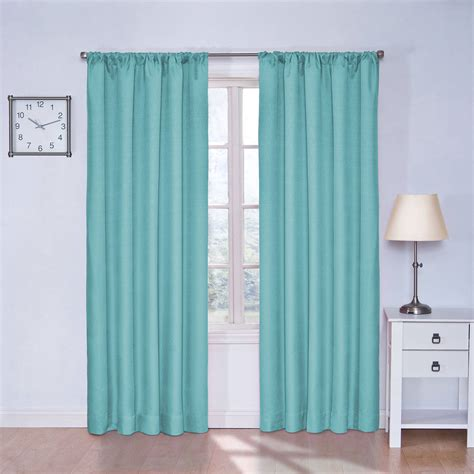 Insulated Thermal Curtains Curtains 96 Amazoncom Lorraine Home Fashions Ruffled Window Curtain Panel W X L