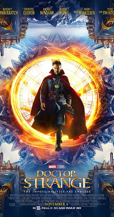 marvel film list imdb doctor strange 2016 imdb