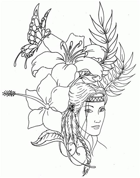 first nations coloring pages coloring home