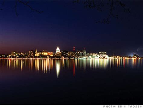 madison ranked among 25 best u s small towns to live in best places to launch a small business 2009 madison wi