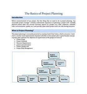 simple project plan template project plan template 12 free documents in pdf
