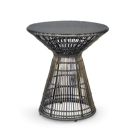 Outdoor Side Table Verona Outdoor Side Table Espresso