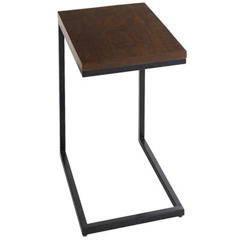 C Tables by Parsons C Table Tobacco Brown