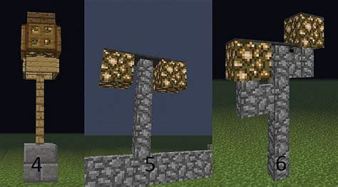 Minecraft Outdoor Lighting Losts 4 6