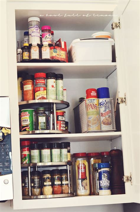 lazy susan organization 15 genius ways to organize your spices the most viral