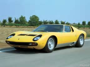 Lamborghini Miura Value Lamborghini Miura Picture 7 Reviews News Specs Buy Car