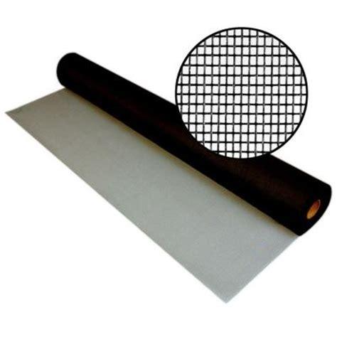 phifer 96 in x 50 ft charcoal fiberglass screen 18x14