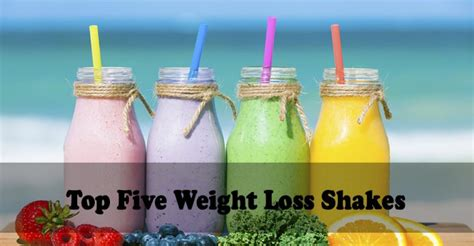 best weight loss shakes top five weight loss shakes on the market jp diet