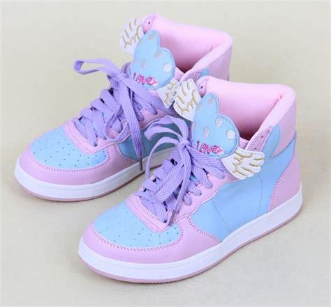 Kawaii Angeline Shoes kei sneakers kawaii decora pop kei