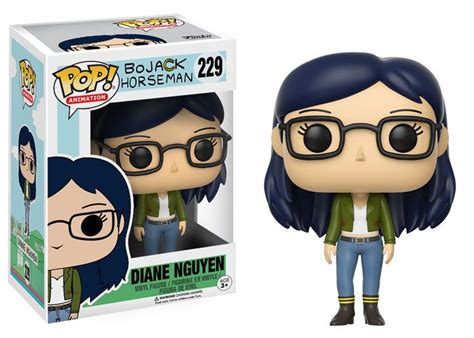Funko Pop Heroes Cloaked 229 chicken soup with rice bojack horseman funko pops coming