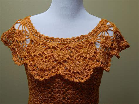 blusa tejida a crochet para verano parte 1 de 2 blusa crochet para verano parte 2 de 2 youtube