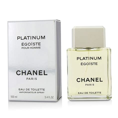 Parfum Chanel Egoiste chanel new zealand egoiste platinum edt spray by chanel