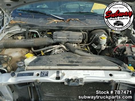 small engine repair training 1999 dodge ram 1500 interior lighting used parts 1999 dodge ram 1500 5 9l 4x4 subway truck parts inc auto recycling since 1923
