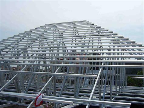 Baja Ringan C Truss 075 Sni baja ringan garuda jasa pemasangan rangka atap baja