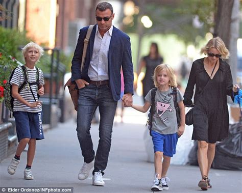 And Liev To Wed by Watts And Liev Schreiber Announce Separation After