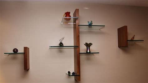 custom built floating shelves custom floating shelves by artisans of the valley