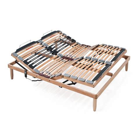rete per letto matrimoniale reti matrimoniali con doghe in legno