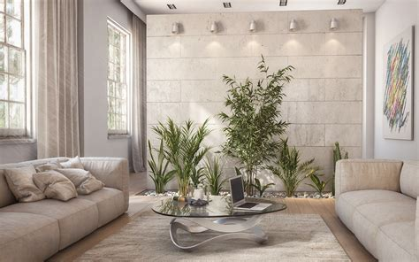 imagenes decoracion zen plantas para decorar tu casa hogarmania