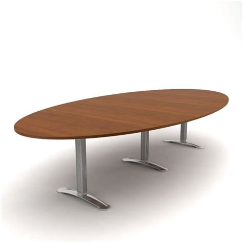 oval office table oval office table 3d model cgtrader com