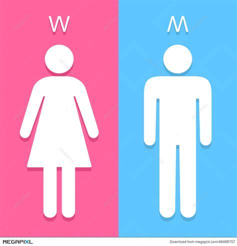 men and women bathroom sign men and women bathroom sign sle ideas