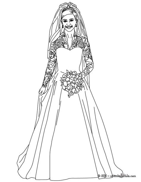coloring pages wedding dresses wedding dress coloring pages coloring home