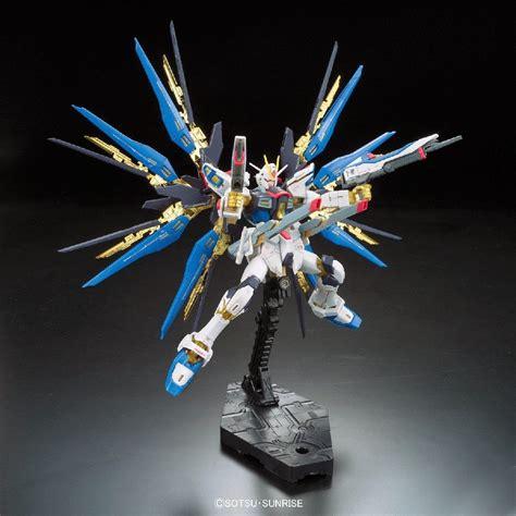 Custom Wing Effect Mg Strike Freedom Fbm Gundam 1 100 gundam mad gundam models 1 144 real grade zgmf x20a