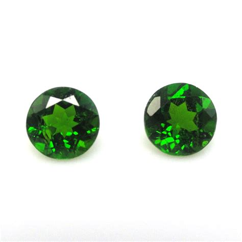 Chrome Diobsite chrome diopside 6mm approximately 1 63 carat buy