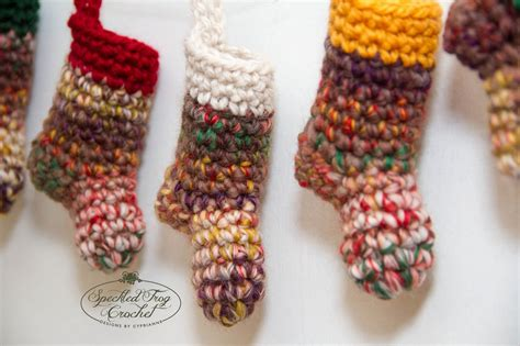 beginner crochet pattern for christmas stocking cozy crochet christmas stocking ornament