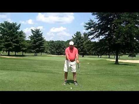 vertical golf swing keep forward knee stable for golf swing vertical golf