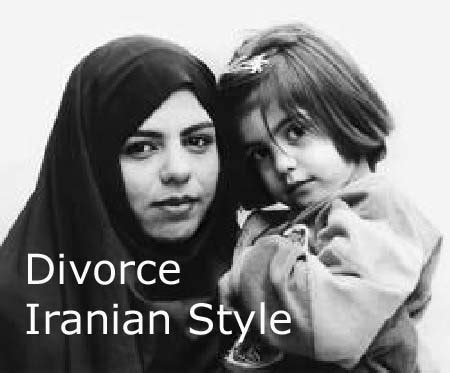 Divorce iranian style online stores