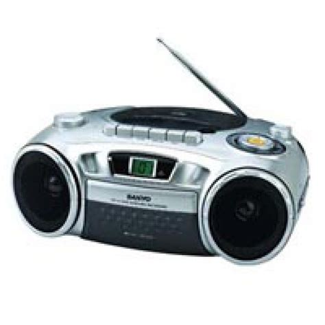radio cassette cd sanyo portable cd radio cassette recorder 110220volts