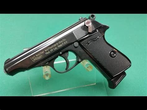 Umarex Walther P88 Cal 9mm P A K shooting the umarex walther pp 9mm pak doovi