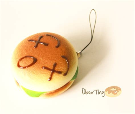 Medium Character Bun Squishy Medium medium kawaii hamburger squishy scented bread bun 183 uber tiny 183 store powered by