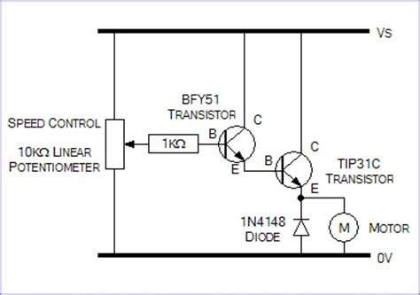 darlington transistor disadvantages darlington pair to drive dc motor schematic diagram wiring diagram