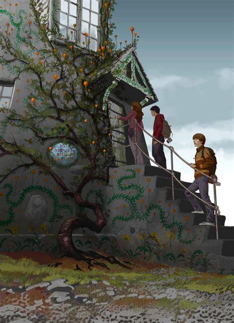 Lovegood House Pottermore