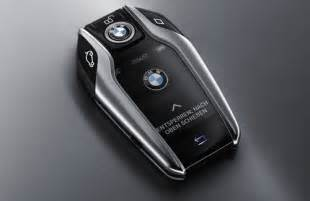bmw 7 series cool key fob price display features for parking