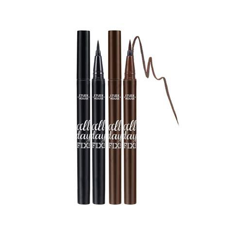 Etude All Day Fix Pen Liner 1 Black etude house all day fix pen liner seoul next by you malaysia