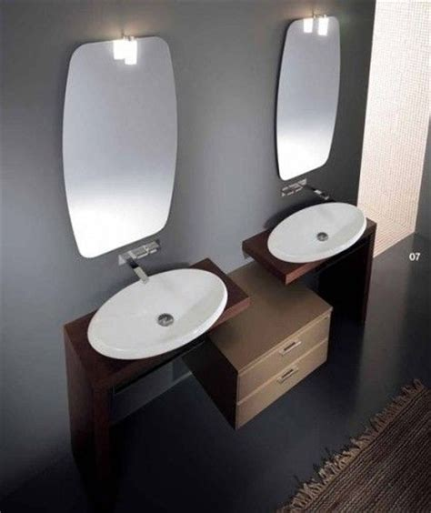 valspar charcoal and modern bathrooms on